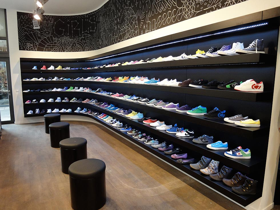 Habitat Sports Shoe Store